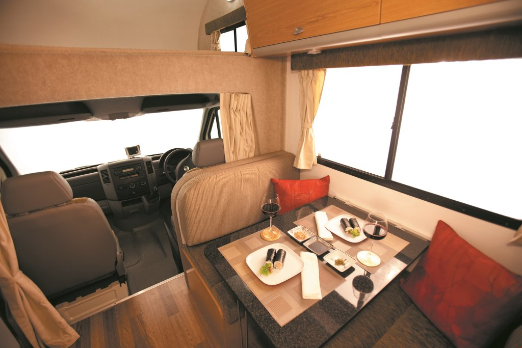 9d99b4932a Apollo Motorhomes Euro Camper - 4 Berth Motorhome Vehicle Information -  Apollo Motorhomes - Australia RV Rental