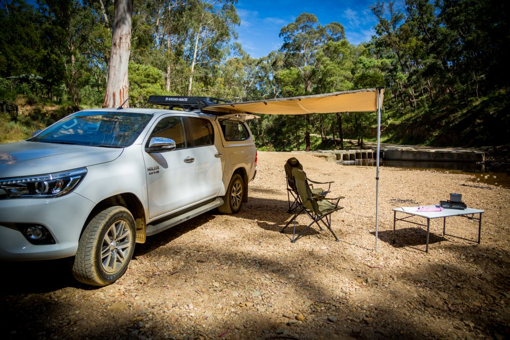 Britz 4wd Outback 5 Berth Motorhome Vehicle Information