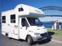 Motorhomes, RV Rental in New Zealand